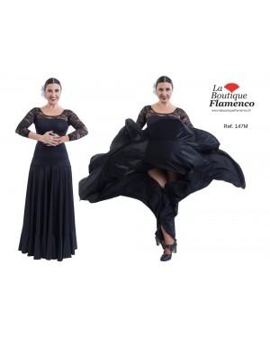 Jupe flamenco réf 147 à personnaliser