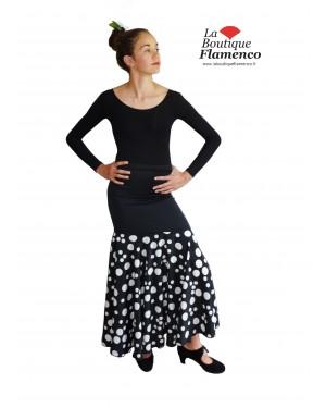 Jupe flamenco réf EF036 à personnaliser