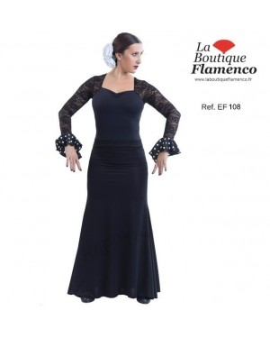 Jupe flamenco réf EF108 à personnaliser