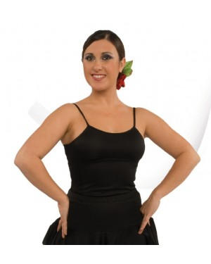 Top flamenco réf E4553 à personnaliser