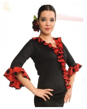 Cache-coeur flamenco réf E4290 à personnaliser