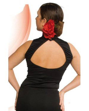 Top flamenco réf E4556 à personnaliser