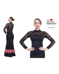 Top flamenco réf E4737 à personnaliser