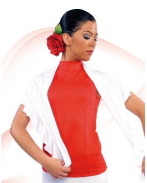 Top flamenco réf E4557 à personnaliser