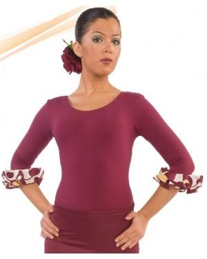 Body flamenco réf E4441 à personnaliser