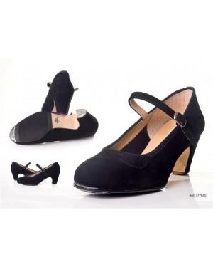 Chaussures flamenco AMATEUR réf 577050C DISPO/FLASH