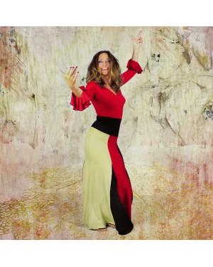 Jupe flamenco Concept V