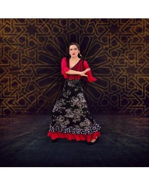 Jupe flamenco Gala Carmen