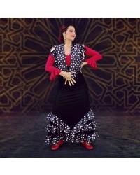 Jupe flamenco Ole Lunar