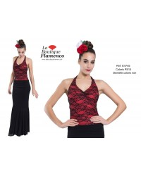 Top flamenco réf E4745 à personnaliser