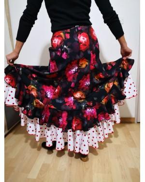 Jupe flamenco Gloria berta