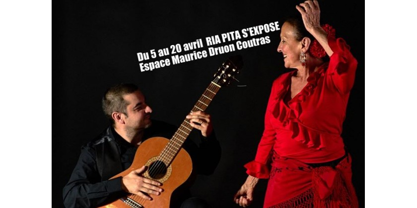 Exposition photo FLAMENCO à Coutras du vendredi 5 avril au samedi 20 avril 2019